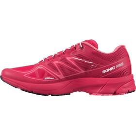 Salomon W's Sonic Pro Shoes Lotus Pink/Lotus Pink/Madder